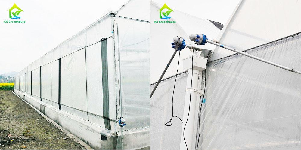 Multi-span Greenhouse (2)